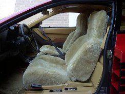 Click here to View our Sheepskin Seat Covers!