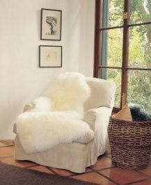Click here to View our Sheepskin Rugs!
